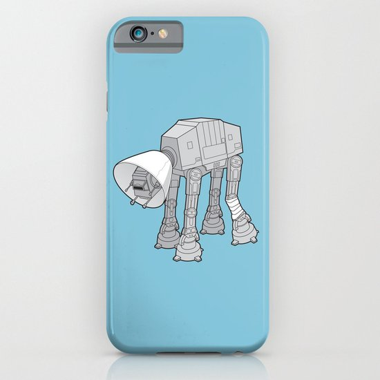 Battle Damage iPhone & iPod Case