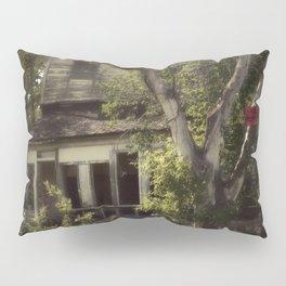 No Trespassing Pillow Sham