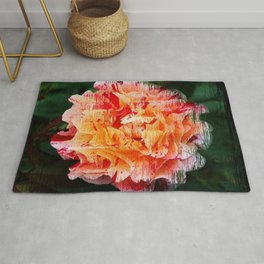 Rose - lovesickness Rug