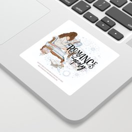 Romanceopoly 2020 Sticker