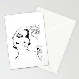 Smoker Stationery Cards