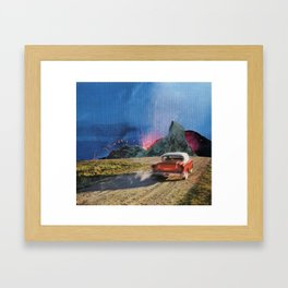 UNTITLED (cuba) Framed Art Print