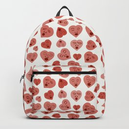 Kissing Hearts Backpack