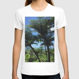 Daintree rainforest fern trees T-shirt