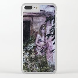 The Keeper of the Threshold Clear iPhone Case
