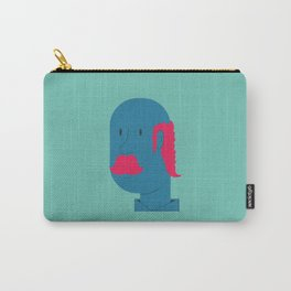 OLD MOSTACHIN Carry-All Pouch