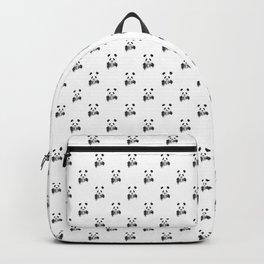 Zombie panda Backpack