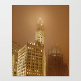 Chicago Series #3 Canvas Print