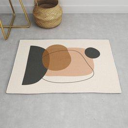 Minimal Abstract Art 12 Rug
