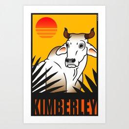 Kimberley Art Print