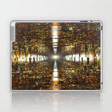 Amber Tunnel Laptop & iPad Skin