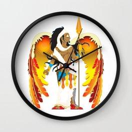 St. Uriel Wall Clock