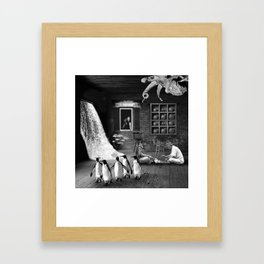 Wash it Away 2 Framed Art Print