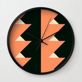 Scissor Effect Wall Clock