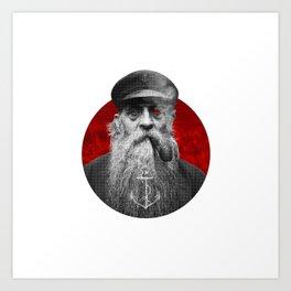 The Seaman Art Print