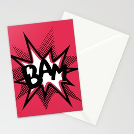BAM! Stationery Cards