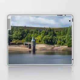 Pontsticill Reservoir August 2018 Laptop & iPad Skin