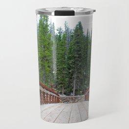 Crossing Bridge Travel Mug