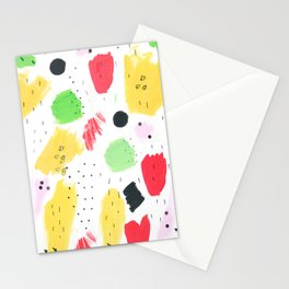 España y su color Stationery Cards