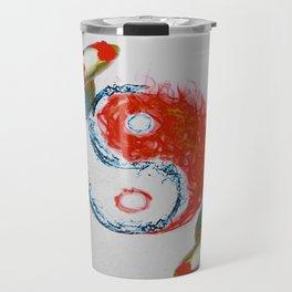 Ying Yang Travel Mug