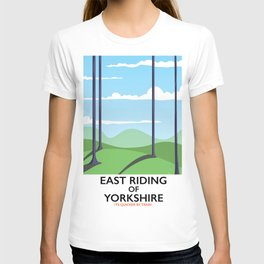 East Riding of Yorkshire T-shirt