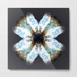 galaxwave Metal Print