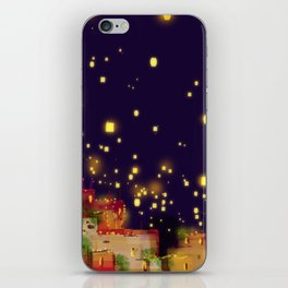 Lights of Hope... iPhone Skin