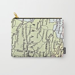 F R A N C E Carry-All Pouch