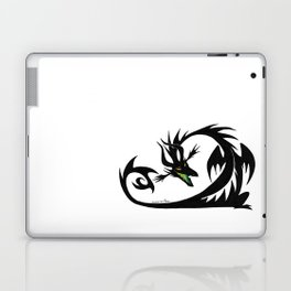 Dragon Ink Green Laptop & iPad Skin