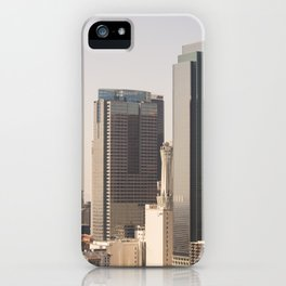 DTLA - Los Angeles Skyline iPhone Case
