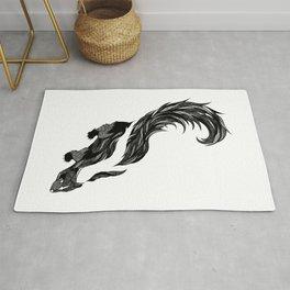 Skunk Rug