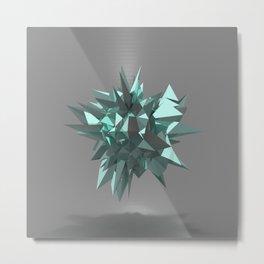 Sphere of shards I Metal Print