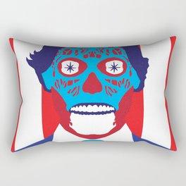 John Carpenter, Modern Master Series :: They Live Rectangular Pillow