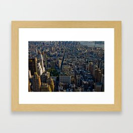 Top of the Empire #4 Framed Art Print