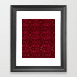 Persian rugs Framed Art Print