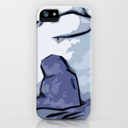 Light of the Moon iPhone Case