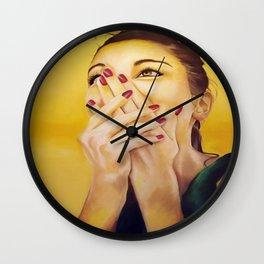 Sofia  Wall Clock