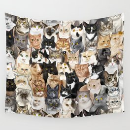 Catmina 2017 - ONE Wall Tapestry