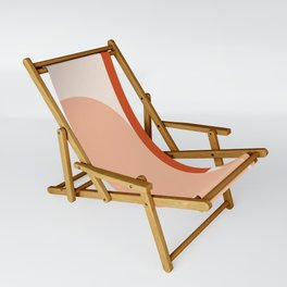 abstract minimal #8 Sling Chair