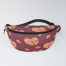Pizza Love 2 Fanny Pack