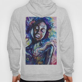 CREATED WITH INTENTION Hoody