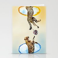 portal Stationery Cards featuring Portal by Anna Shell