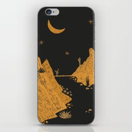 Desert Landscape iPhone Skin