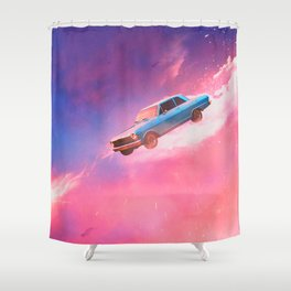 EXP Shower Curtain