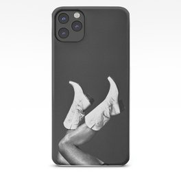 These Boots - Noir iPhone Case