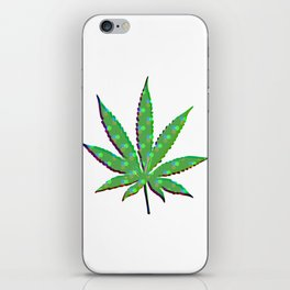 Cannabis Rainbow Design (49) iPhone Skin