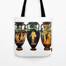 Ancient Greek Tote Bag