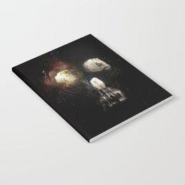 Cave Skull Notebook