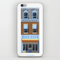 Day at the Movies iPhone & iPod Skin