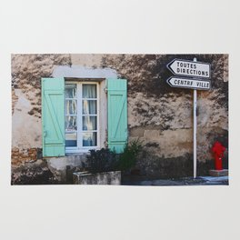Toutes Directions Rug